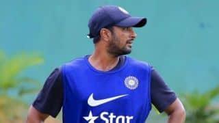 आईसीसी ने रायडू को इंटरनेशनल क्रिकेट में गेंदबाजी पर लगाई रोक