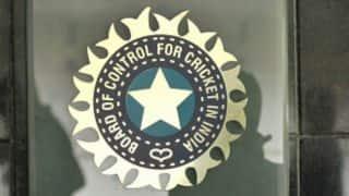 BCCI seeks MV Sridhar's replacement