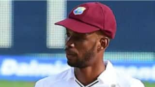 Roston Chase: Disappointed that could not convert good start into big innings