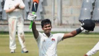 Shreyas Iyer's unbeaten 191 helps Mumbai stay 109 runs adrift Gujarat