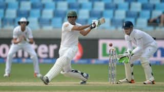 Pakistan in control at tea on Day 1 of the 2nd Test against England at Dubai