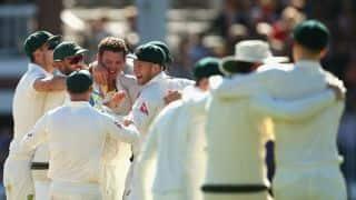 Live Cricket Scorecard: England vs Australia, The Ashes 2015 3rd Test at Edgbaston , Day 1
