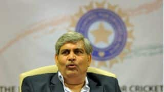 Shashank Manohar questioned by TNCA over his view on 'Big Three'