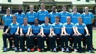 England are making steady progress, claims Paul Farbrace