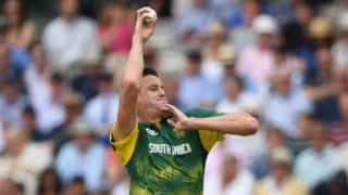 Gibson: Have not spoken to Morkel about WC 2019