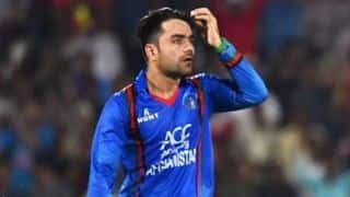 Cricket World Cup 2019: 110 runs in 9 overs: Rashid Khan returns with most expensive figures in World Cup history