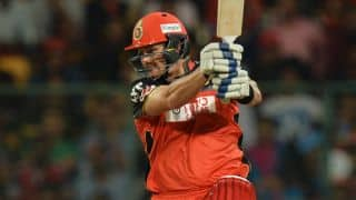 Watson completes 5,000 T20 runs during DD vs RCB, IPL 2016