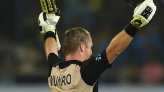 India vs New Zealand, 1st T20I at Delhi: Colin Munro's records, other statistical highlights