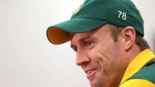 AB de Villiers re-considers playing all formats keeping workload in mind