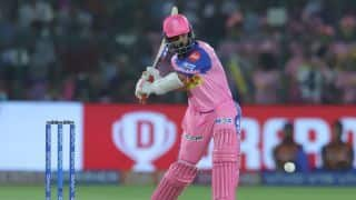 Latest updates, RR vs DC: Rajasthan lose Samson, Rahane fires as Royals score 52/1 in Powerplay