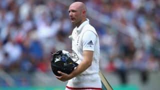 Adam Lyth targets England return following snub from squad for Pakistan series