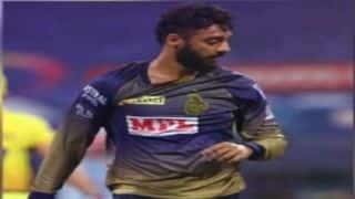 IPL 2020: Dismissing MS Dhoni was like a dream, says Varun Chakraborty