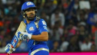 RPS vs MI, Match 29, IPL 2016: Rohit Sharma's blistering fifty and other highlights