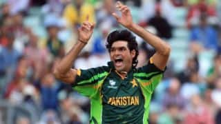 Mohammad Irfan devastated at missing World T20