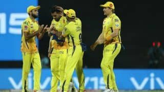 Dhoni bhai hugged me and said 'well done' after match, says Deepak Chahar