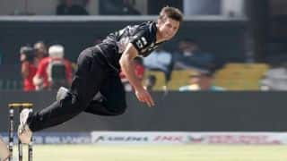 Hamish Bennett replaces Adam Milne in New Zealand squad for remaining ODIs against India