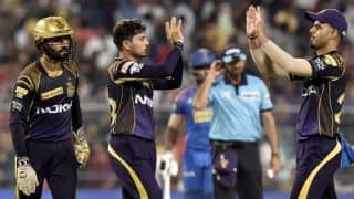 Indian T20 League: Kolkata elect to bowl, Warner returns for Hyderabad