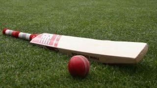रणजी ट्रॉफी 2018-19: कथन का शतक, गुजरात के छह विकेट पर 263 रन
