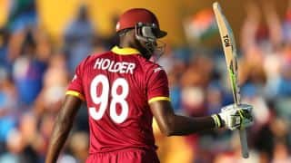 India vs West Indies, ICC Cricket World Cup 2015: West Indies innings Highlights