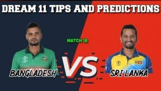 BAN vs SL Dream11 Prediction LIVE: Best Playing XI Players to Pick for Today's Match between Bangladesh and Sri Lanka at 3 PM