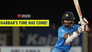 Shikhar Dhawan finally finds his groove in T20Is