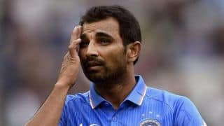 Mohammed Shami summoned to Kolkata court in cheque bounce case