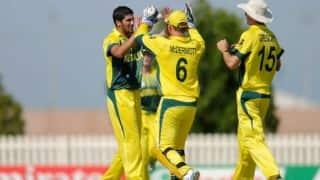 Australia vs West Indies Live Cricket Score, ICC Under-19 World Cup quarterfinal: Australia cruise into semi-finals