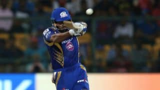 IPL 2017, Qualifier 2: We deserve to be in the final, says Rohit after MI clinched victory over KKR