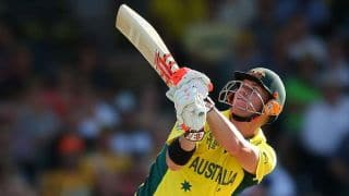 Warner: Found it draining shifting from Tests to ODIs