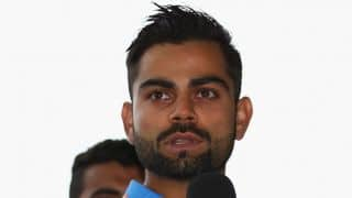 Virat Kohli: Every game important when playing for India