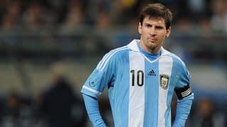 Argentina beat Bosnia-Herzegovnia 2-1 in FIFA World Cup 2014