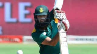 Hashim Amla, Rilee Rossouw inspire South Africa to 20-run win against New Zealand in 1st ODI at Centurion