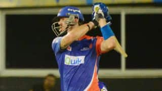 Delhi Daredevils rebuild after quick wickets against Kings XI Punjab in IPL 7 match