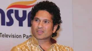 Sachin Tendulkar sheds light on struggle, says he had to cycle to get to ground as a kid