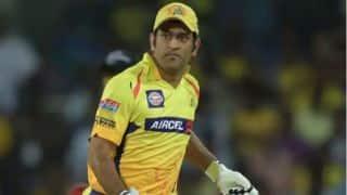 खिलाड़ियों को जिम्मेदारी लेनी होगी : महेंद्र सिंह धोनी