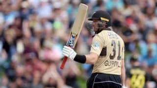 In Pictures 2nd T20I: Martin Guptill, James Neesham Power New Zealand to 4-run Win Over Australia