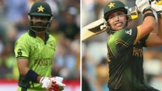 Pakistan include Ahmed Shehzad, Kamran Akmal for limited-overs series vs West Indies