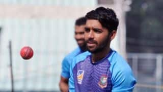 Bangladesh Test Skipper Mominul Haque Tests Positive For COVID-19