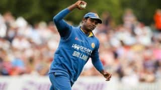 Mathews blames SL's fitness for disastrous performance