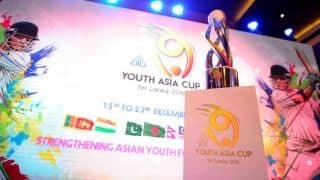 Live Cricket Score, Bangladesh U19 vs Sri Lanka U19, ACC U19 Asia Cup, 2nd semi-final at Colombo: SL win by 26 runs (D/L)