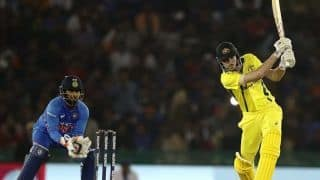 In pics, India vs Australia: 4th ODI