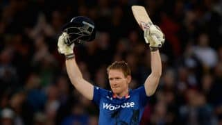 Eoin Morgan becomes 6th England captain to lead in 50 ODIs
