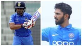 वेस्टइंडीज दौरे के लिए इंडिया ए टीम का ऐलान, मनीष पांडे होंगे कप्तान