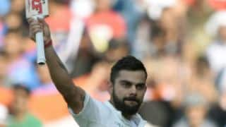 India vs Sri Lanka, 3rd Test: Virat Kohli reaches 5,000 runs; fourth-quickest behind Sunil Gavaskar, Virender Sehwag, Sachin Tendulkar