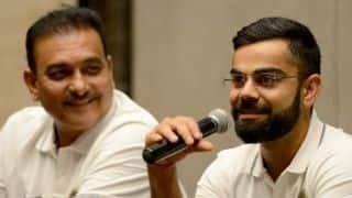 Kohli shrugs off warm-up ties, says mindset is important
