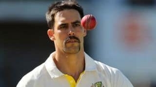 Mitchell Johnson wants Mitchell Starc in place of James Pattinson for Lord's Test