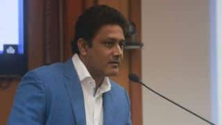 Anil Kumble appointed head coach of Kings XI Punjab