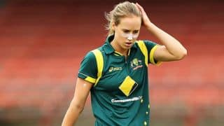 Southern Stars' Meg Lanning and Ellyse Perry put on their dancing shoes