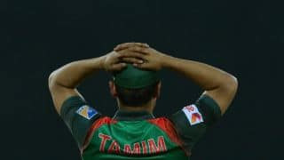 Here is why Bangladesh wore black armbands during 5th T20I against India