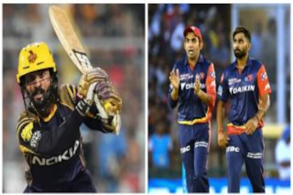 Highlights Ipl 2018 Kkr Vs Dd Full Cricket Score And